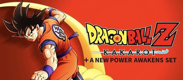 Dragon Ball Z: Kakarot graphic. Credit: Bandai Namco