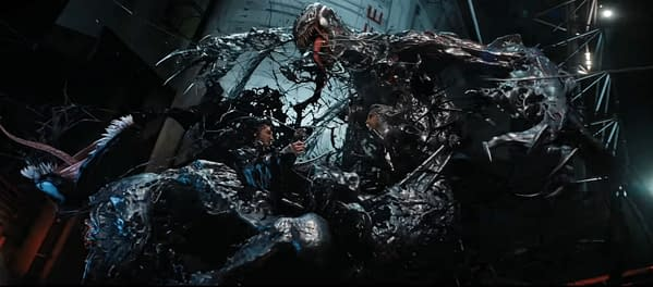 Sony Releases 3rd Trailer for 'Venom', Teases More Symbiote