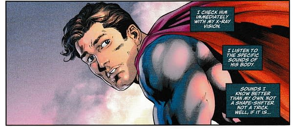 He Did It… Brian Bendis Actually Did It…. (Superman #6 Final Page Spoilers)