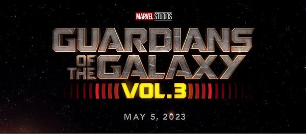 Guardians of the Galaxy Vol. 3 Logo. Credit: Marvel