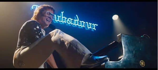Rocketman - Taron Egerton - Elton John - 2