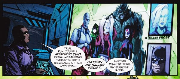 As Of Today, Batman Is Officially A Meta-Human (Suicide Squad #22 Spoilers)