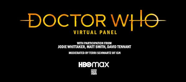 Doctor Who: HBO Max Brings Together Tennant, Smith, Whittaker (Image: BBC/HBO Max)