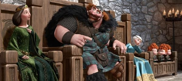 It's Here! New Trailer For Pixar's Brave