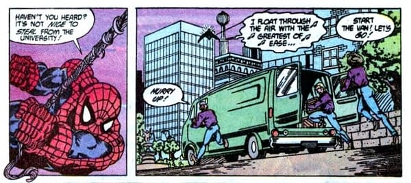 Marvel Comics Presents: The Time Spider-Man Took a Fall for Animal Rights in 1990