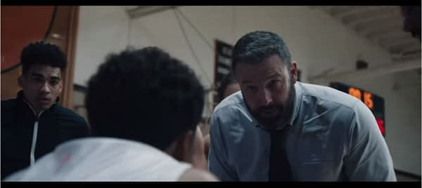 """The Way Back"": Ben Affleck Uses Basketball to Turn His Life Around [TRAILER]"