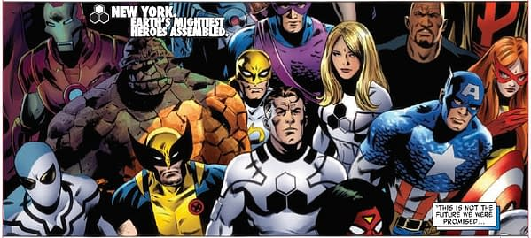 Five Thoughts About Fantastic Four #600