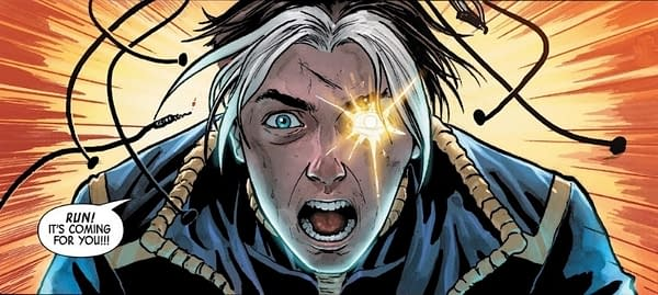 X-ual Healing: Cable #157, Continuity Porn Even a New Reader Can Enjoy