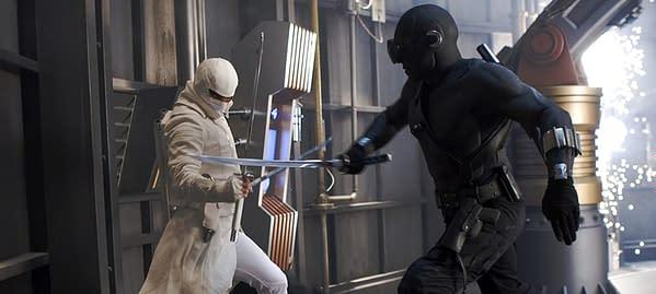 G.I. Joe: Snake Eyes Star Henry Golding Shares Experiences on Set