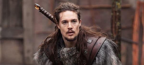 A look at The Last Kingdom (Image: Netflix)