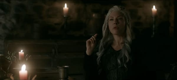 Katheryn Winnick Shares New 'Vikings' Season 5b Teaser