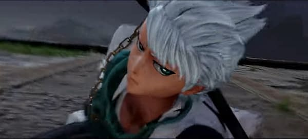 """Jump Force"" Gets A New DLC Trailer For Toshiro Hitsugaya"