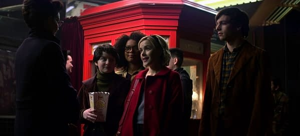 Chilling Adventures of Sabrina: Let These Witches Show You How to Be a Better Flirt (VIDEO)