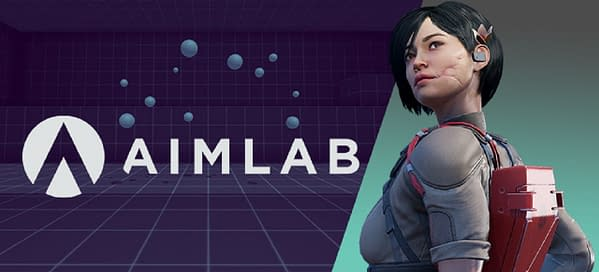 Do you suck or need improvement at the game? Use Aim Lab to get better!