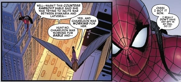Marvel Predicts World Government Led By Doom in Ten Years - Amazing Spider-Man #35 and Doctor Doom #3 Tell The Same Story (Spoilers)