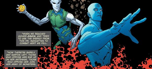 Transforming The Batman Who Laughs in Death Metal #2 (Spoilers)