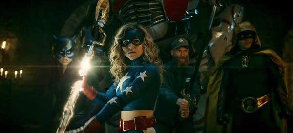 "Stargirl: Important Season Finale Note; Brec Bassinger on ""Epic"" Fight"