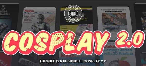 humble bundle cosplay