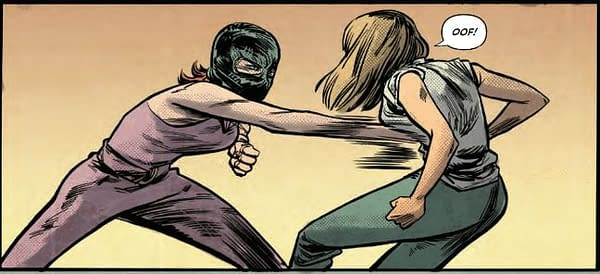 "Cameron DeOrdio's Writers Commentary on ""Charlie's Angels/Bionic Woman"" #2"