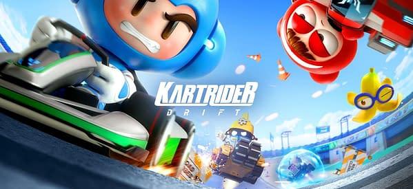 "Nexon America Reveals ""KartRider: Drift"" During X019"