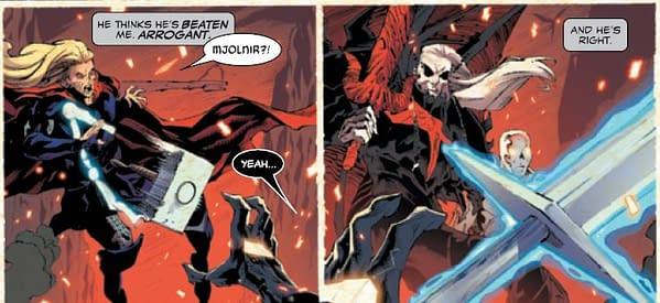 The Latest Hero To Wield Mjolnir (King In Black Spoilers)