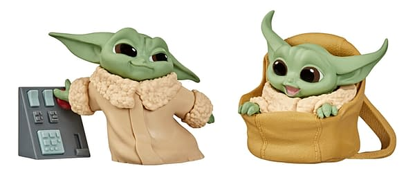 Star Wars The Child Bounty Collection Series 2 Revealed