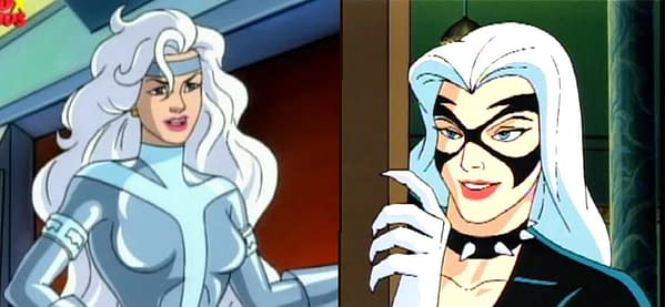 Black Cat and Silver Sable Film Silver and Black Yanked from Release Schedule