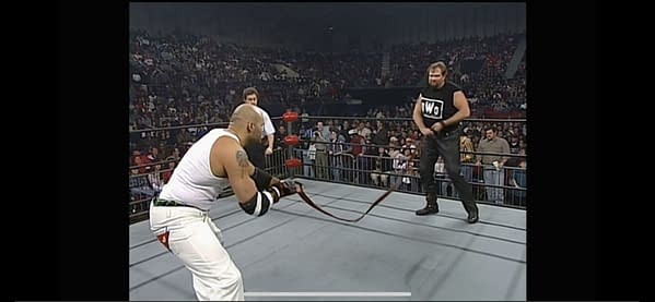 WCW 1997 Review (Week Of January 6th): The NWO Takes Over
