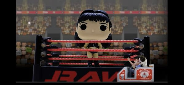 New WWE Pops Enter The Ring During Funko Fair FUN TV
