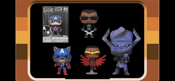 Funko FUN TV FunKon Edition - Marvel Pops Revealed with Blade and More!