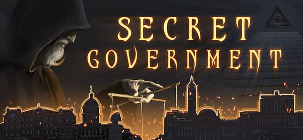 """""""Secret Government"""" Will Be Headed To Steam This October"""