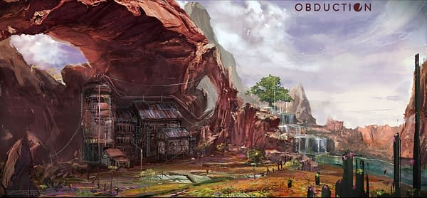 Xbox One players can now try their hands at Obduction, courtesy of Cyan Inc.