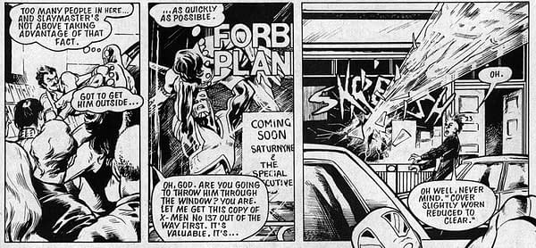 Mark Millar's Very First Experience Of Forbidden Planet