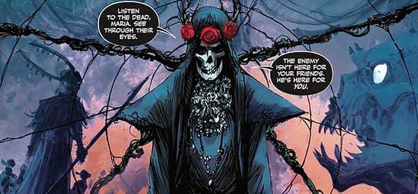 Artist Joel Gomez Celebrates La Muerta Kickstarter Success