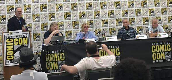 Major Malcolm Wheeler-Nicholson: The DC-Before-Superman Panel