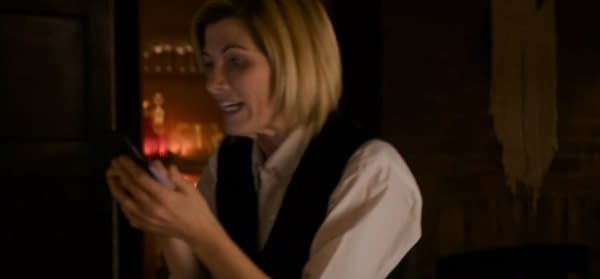 Eleven Thoughts About Doctor Who: The Woman Who Fell To Earth