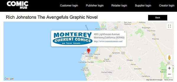 ComicHub – a New Way for Comic Readers and Collectors to Buy Their Books