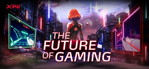 Yeah, look at that space age art that doesn't remind you of a current video game. Courtesy of XPG.