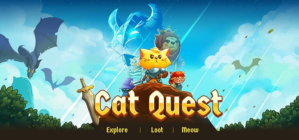 Cat Quest Has New Game+ and New Quests on the PS4 and Switch