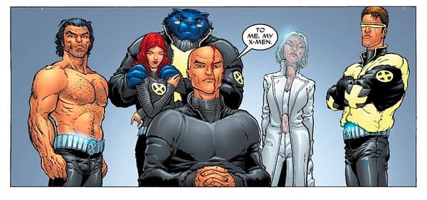 Red Hood And The Outlaws Really Wants to Be The X-Men