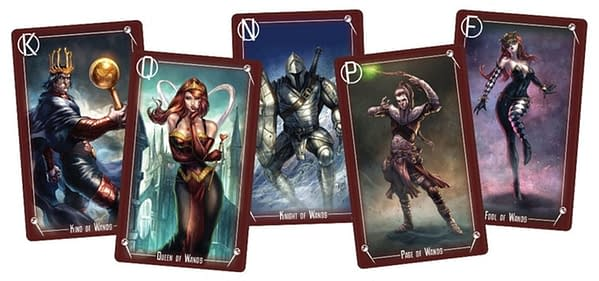 Tarot: A Game of Souls. Credit: Zenescope Entertainment