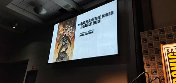 Marc Silvestri's Batman/The Joker: Deadly Duo Finally Announced at San Diego Comic-Con
