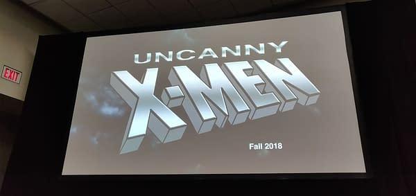 Uncanny X-Men Returns in November