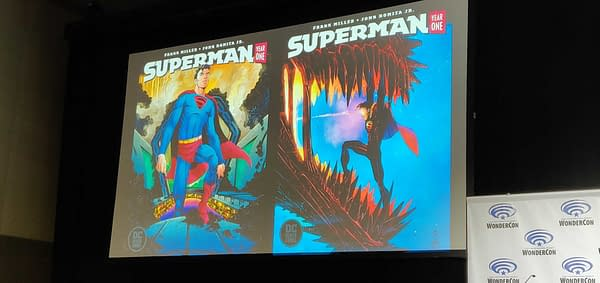 Frank Miller Will Look at Superman's Loves Before Lois Lane