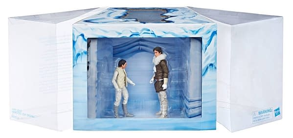 Star Wars Hascon 2018 Hoth Han Solo and Leia Get Hasbro Re-Release