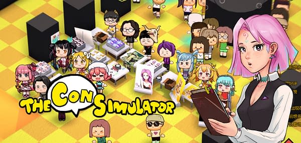 Like Conventions but Don't Have the Cash? Try The Con Simulator