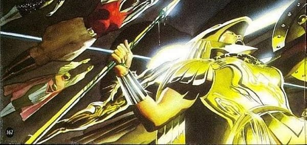 """I Got Screwed"" - Alex Ross On DC Comics and Kingdom Come"