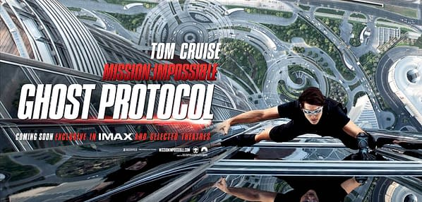 We've Seen Almost 20 Minutes Of Mission Impossible 4, Want To Show You A Clip And Tell You About It