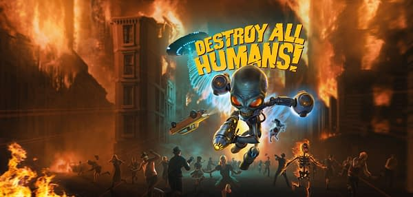 Its only a matter of time before we're all dependent in Destroy All Humans! Courtesy of THQ Nordic.