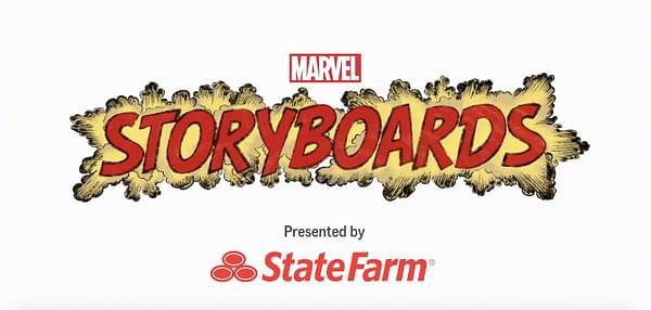 Marvel_Storyboards Logo